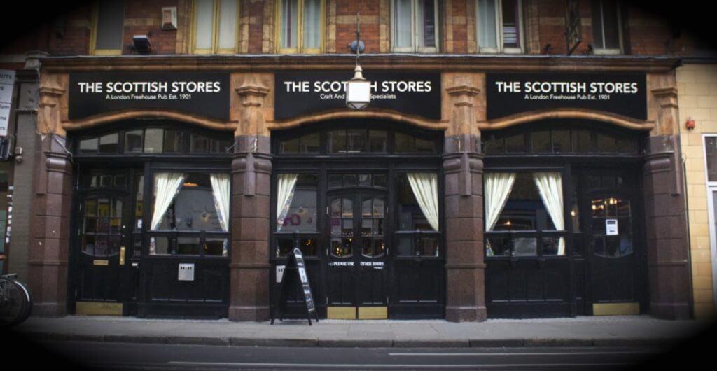 outside Scottish Stores